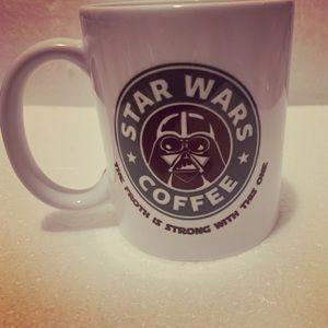 Star Wars Starbucks Mug